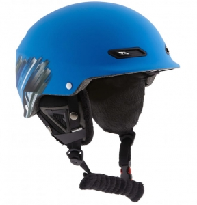 Kask Quiksilver - Wild Cat Brilliant Blue - M: 58cm