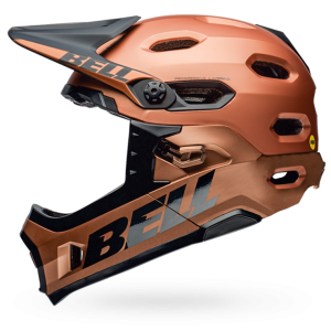 Kask rowerowy BELL SUPER DH MIPS Matte Gloss Cooper R: M(55-59cm)