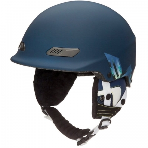 Kask Quiksilver - Wildcat Estate Blue - M: 56cm