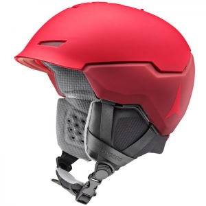 Kask Atomic - Revent + AMID Red - S(51-55cm)