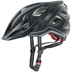 Kask rowerowy Uvex - City Light Anthracite Mat R: 52-57cm