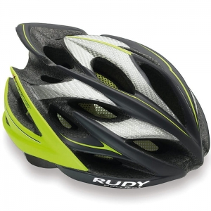 Kask Rudy Project Windmax Graphite Lime Fluo R: S/M (54-58)