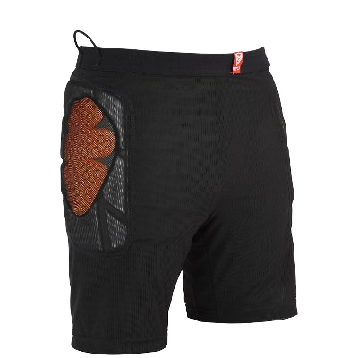 Spodenki ochronne RED Burton - Base Layer Short Black