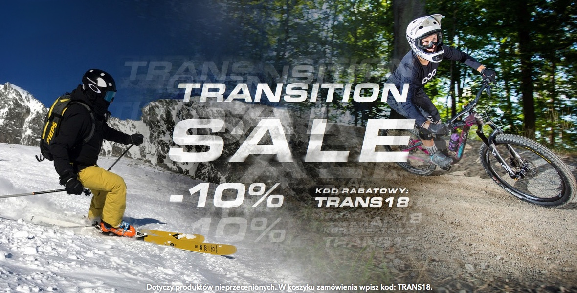 Transition Sale