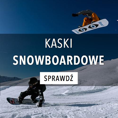 Kaski Snowboardowe