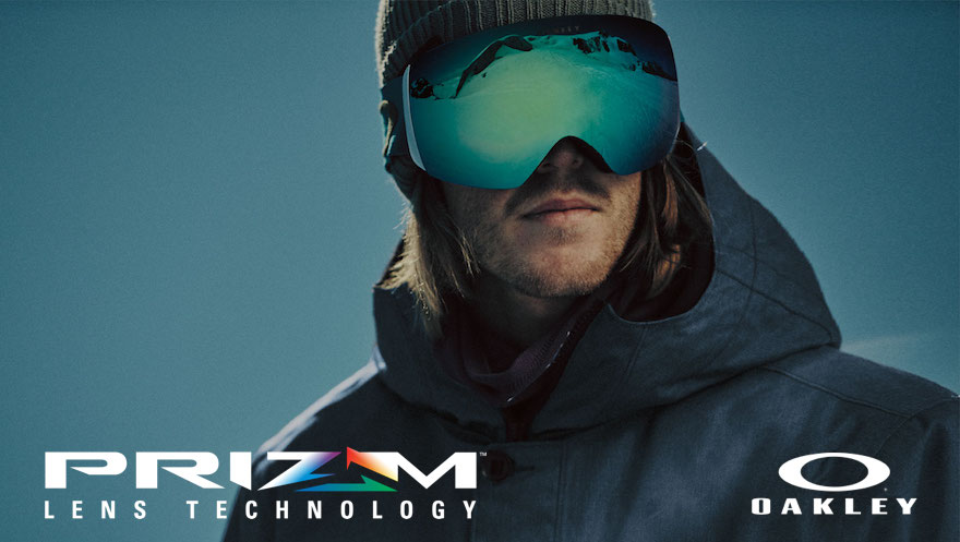 Oakley Prizm Technology