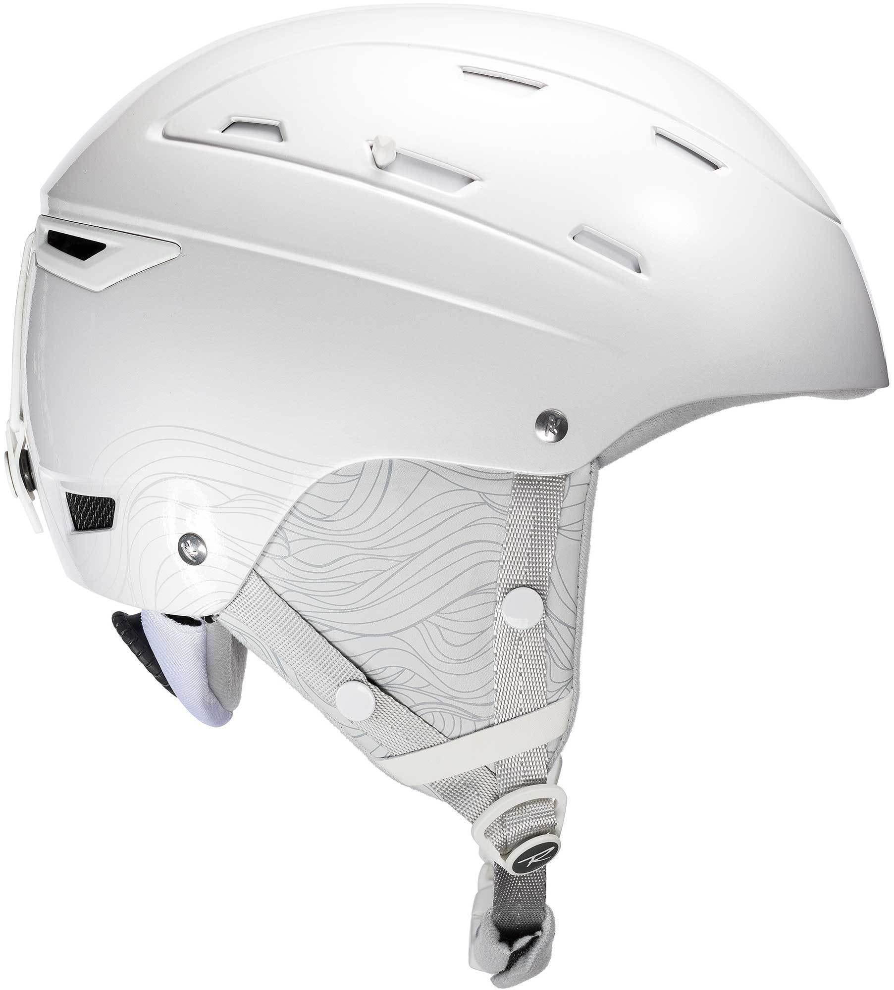 Kask narciarski damski Rossignol Reply Impacts White R: ML(55 58cm)